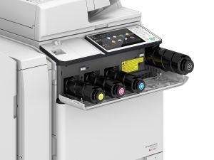 Canon imageRUNNER ADVANCE C7500 II-serie toner bottles